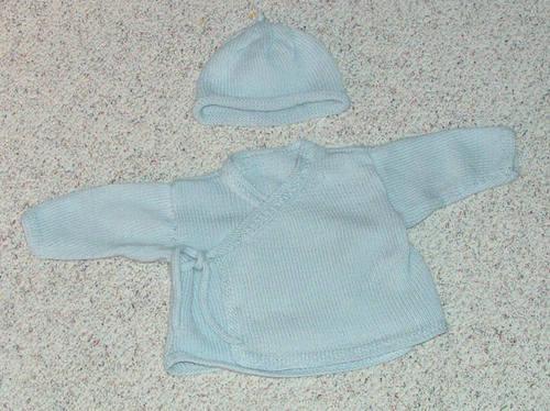 Rowan Baby Sweater